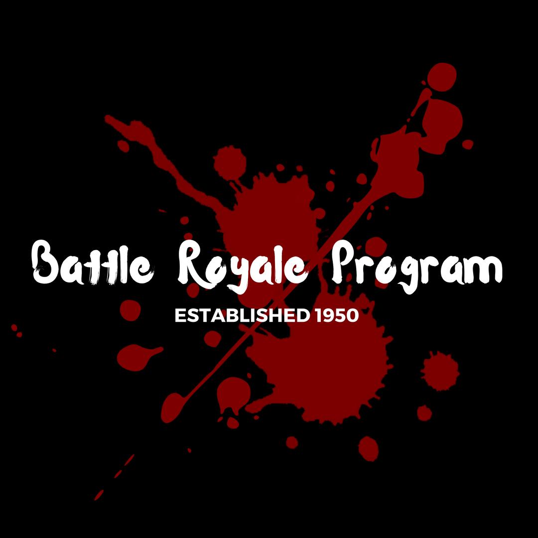 Battle Royale Program - Play online at textadventures co uk