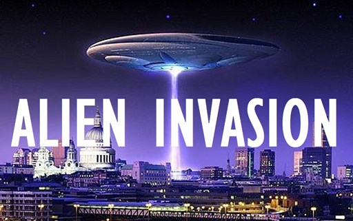 Image result for alien invasion