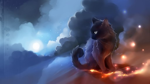 warrior cats play online at