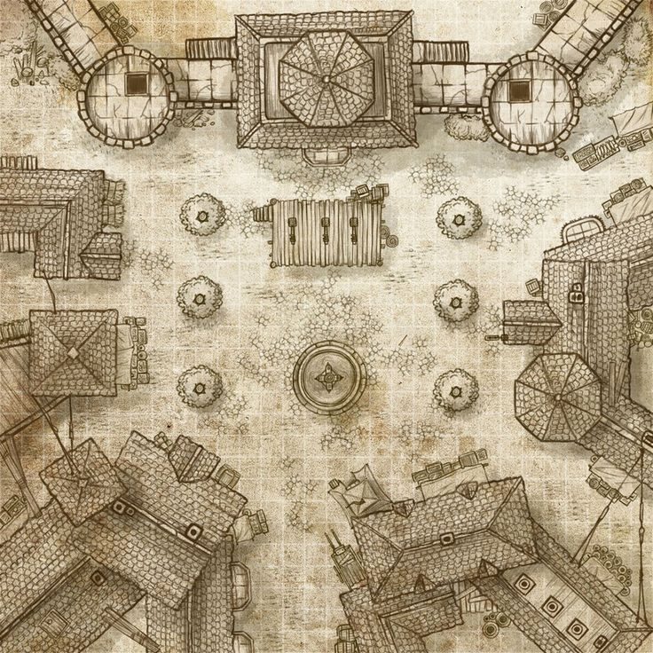 A Day In The Town Of Sarenhearth Unfinished Play
